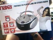 NAXA Mini-Stereo NPB-245S
